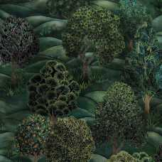 Cole and Son Botanical Forest 115/9028 Wallpaper