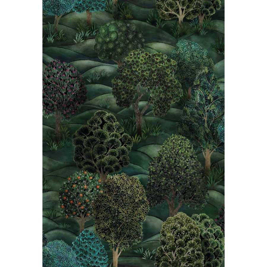 Cole & Son Botanical Forest 115/9028 Wallpaper