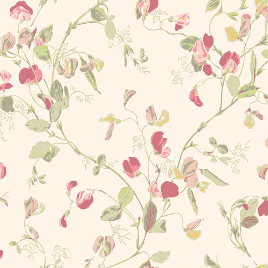 Cole & Son Botanical Sweet Pea 100/6028 Wallpaper