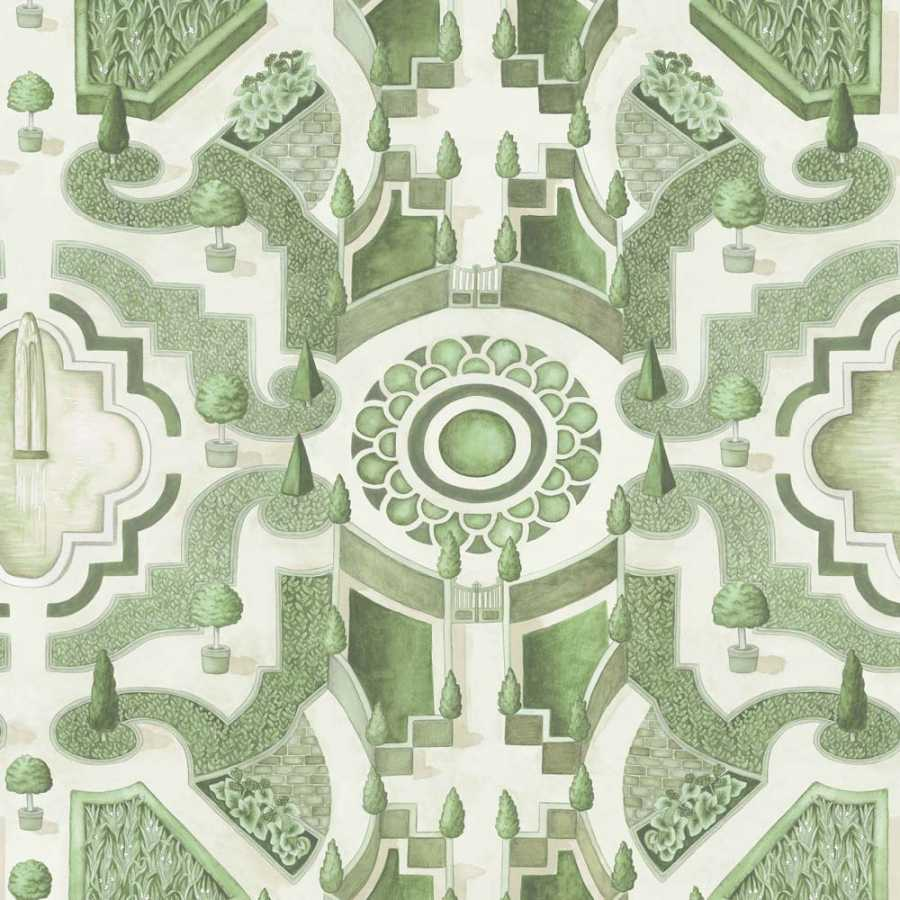 Cole & Son Botanical Topiary 115/2005 Wallpaper