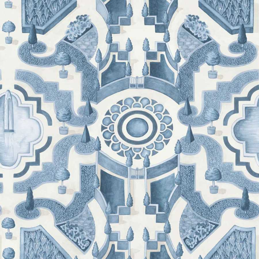 Cole & Son Botanical Topiary 115/2007 Wallpaper