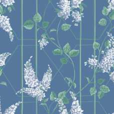Cole and Son Botanical Wisteria 115/5015 Wallpaper