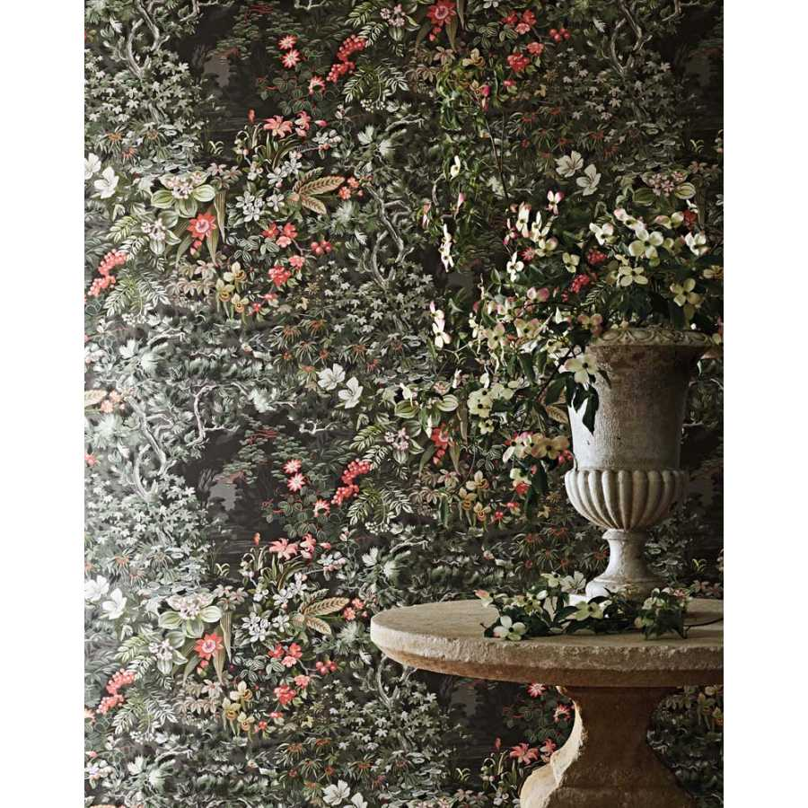 Cole & Son Botanical Woodland 115/4011 Wallpaper