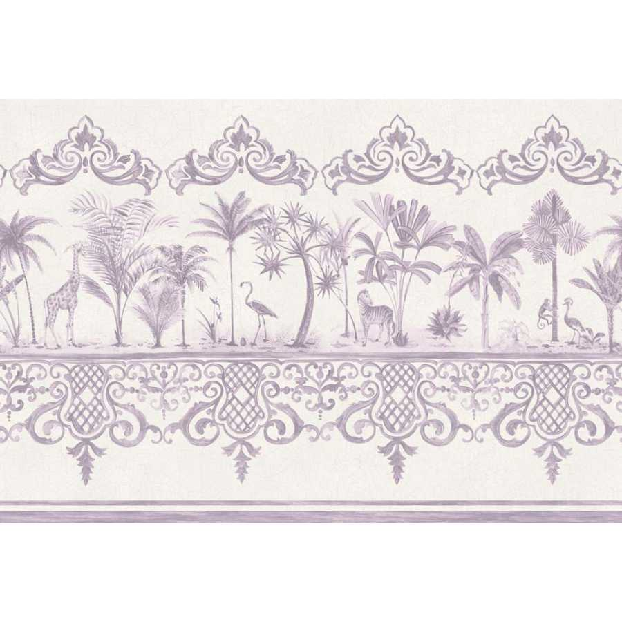 Cole & Son Folie Rousseau Border 99/10043 Wallpaper