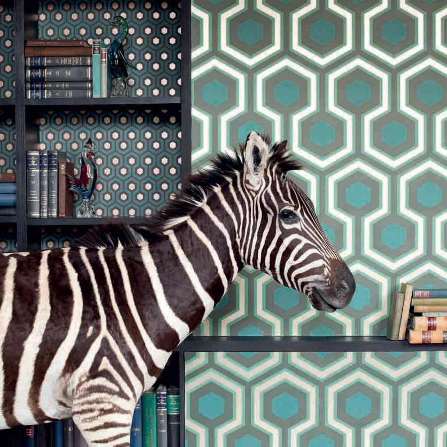 Cole and Son Contemporary Restyled Hicks Grand 95/6034 Wallpaper
