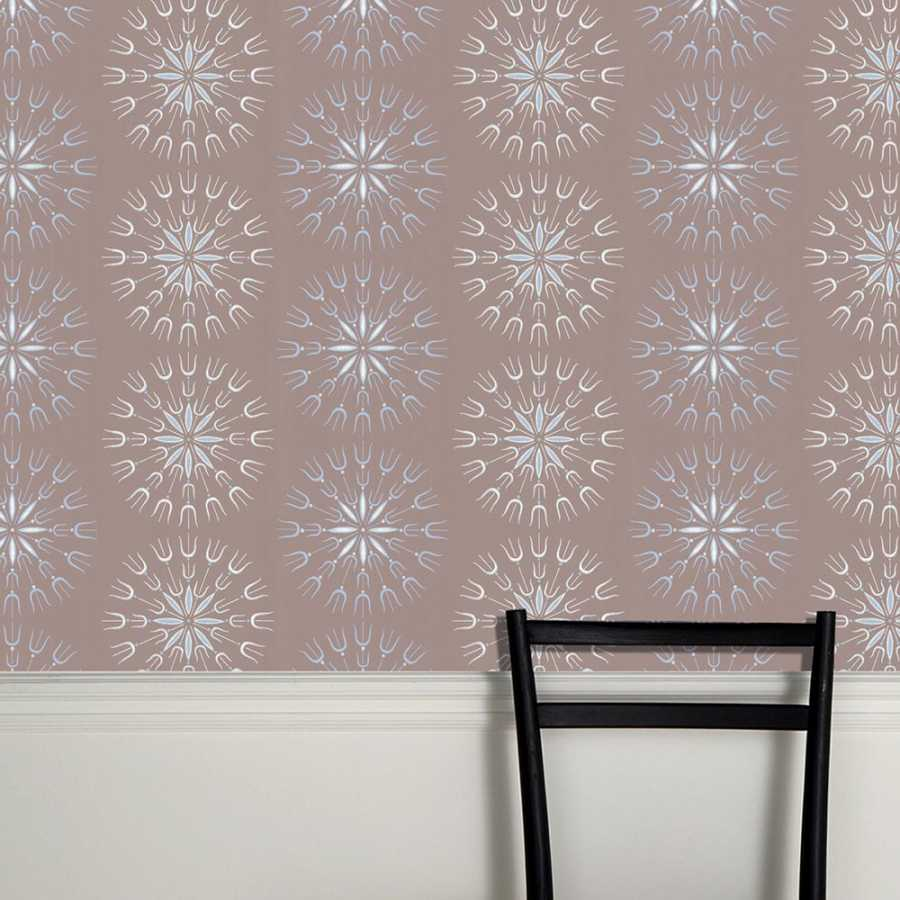 Cole and Son New Contemporary II Fioretti 69/1101 Wallpapers