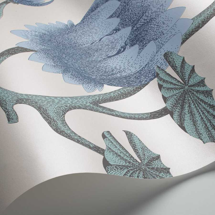 Cole and Son Contemporary Restyled Summer Lily 95/4024 Wallpaper