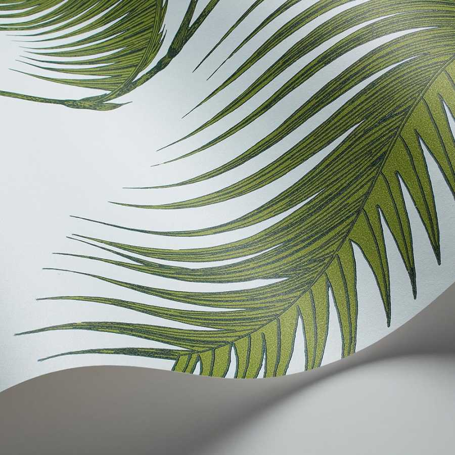 Cole and Son New Contemporary Palm Leaves 66/2010 Wallpaper