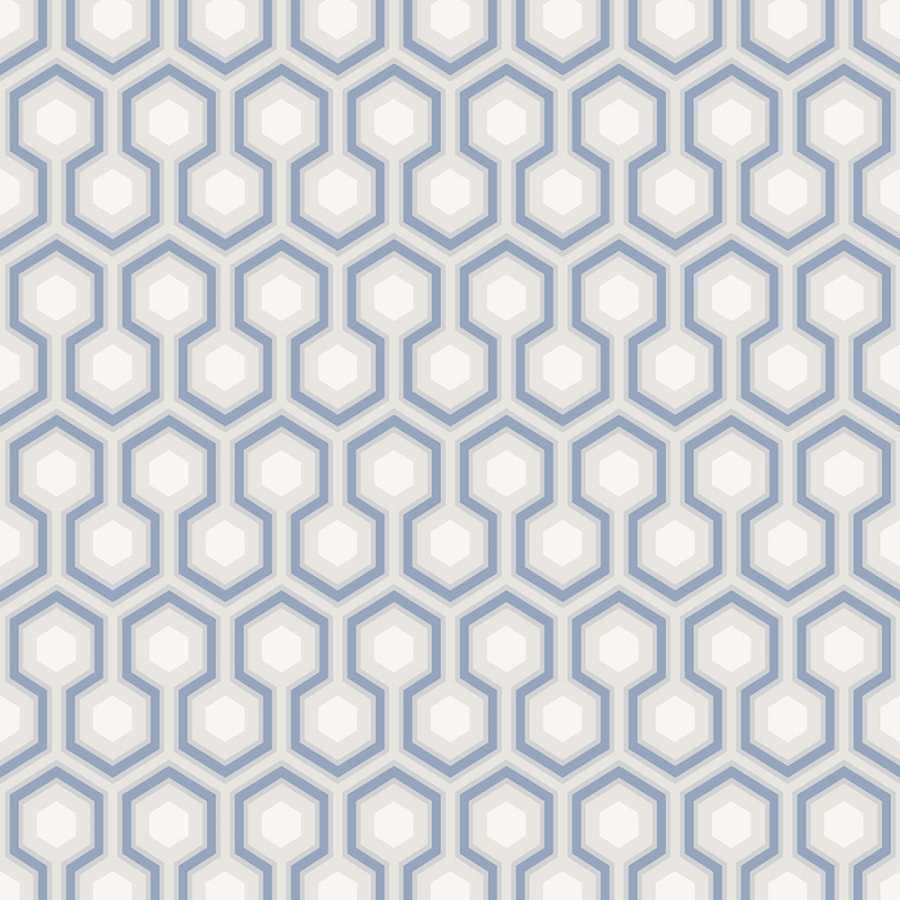 Cole and Son New Contemporary Hicks Hexagon 66/8054 Wallpaper