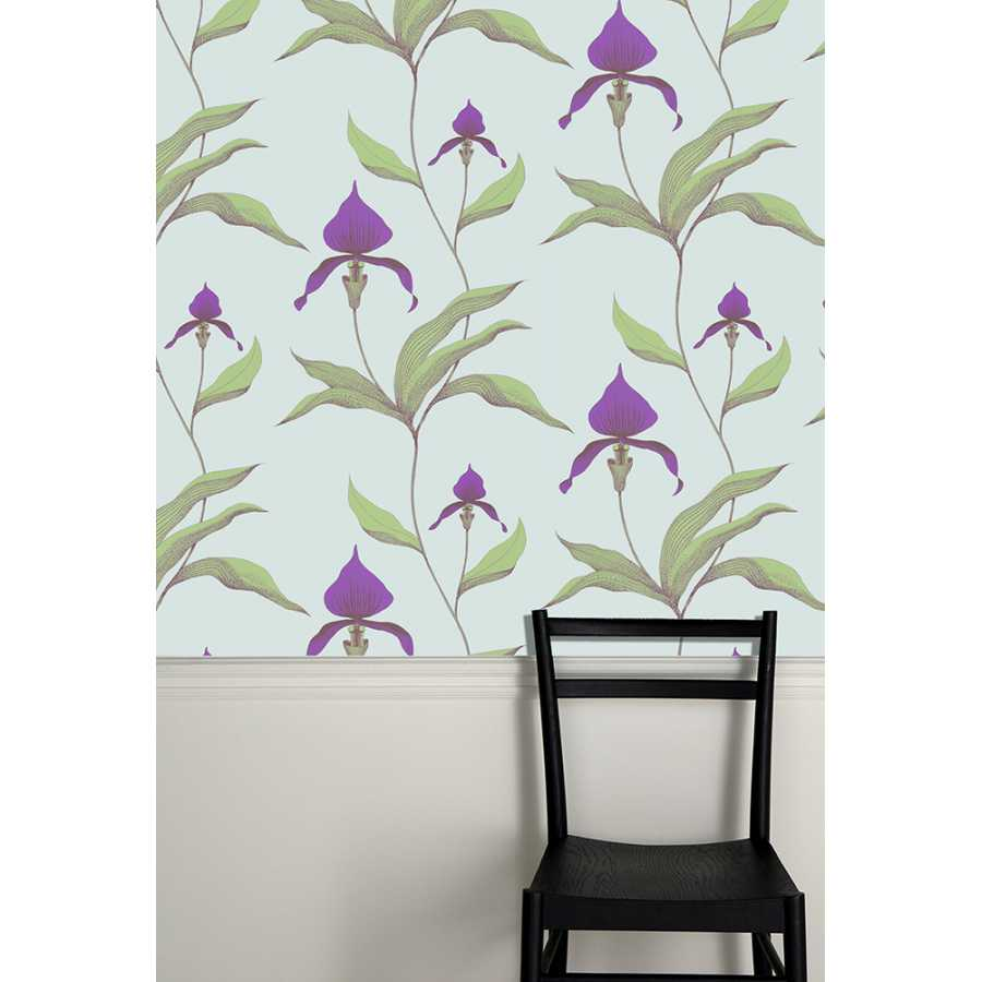 Cole and Son New Contemporary Orchid 66/4027 Wallpaper