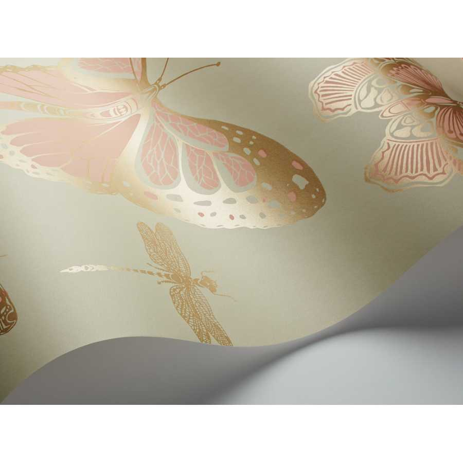 Cole and Son Whimsical Butterflies & Dragonflies 103/15063 Wallpaper