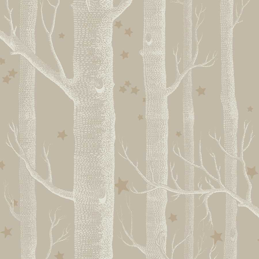 Cole & Son Whimsical Woods & Stars 103/11047 Wallpaper