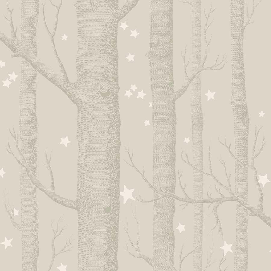 Cole & Son Whimsical Woods & Stars 103/11048 Wallpaper