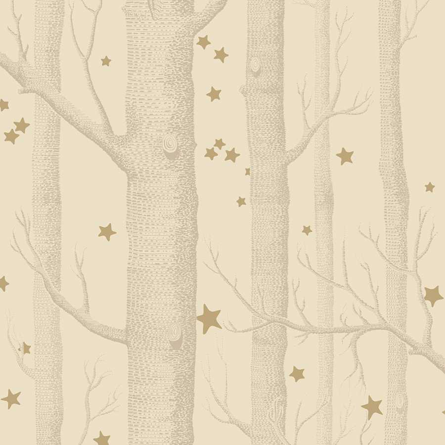Cole & Son Whimsical Woods & Stars 103/11049 Wallpaper