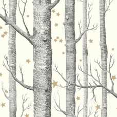 Cole and Son Whimsical Woods & Stars 103/11050 Wallpaper