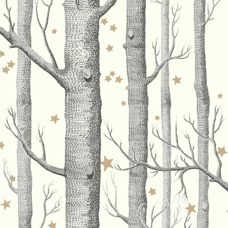 Cole & Son Whimsical Woods & Stars 103/11050 Wallpaper