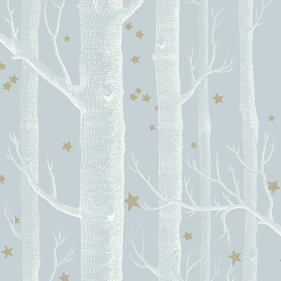 Cole & Son Whimsical Woods & Stars 103/11051 Wallpaper