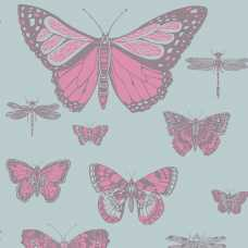 Cole and Son Whimsical Butterflies & Dragonflies 103/15062 Wallpaper