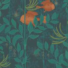 Cole and Son Whimsical Nautilus 103/4019 Wallpaper