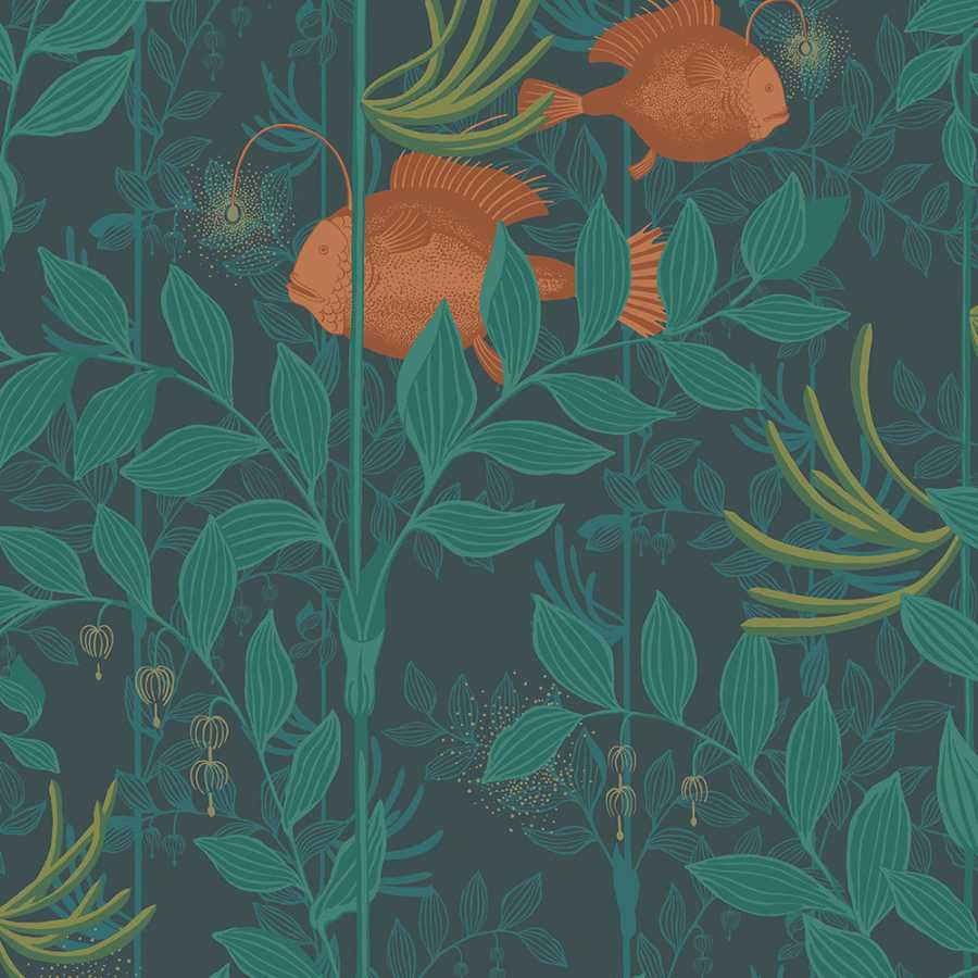 Cole & Son Whimsical Nautilus 103/4019 Wallpaper