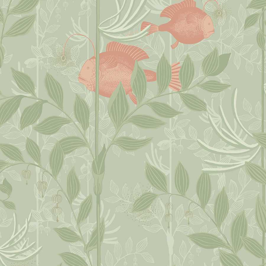 Cole & Son Whimsical Nautilus 103/4020 Wallpaper