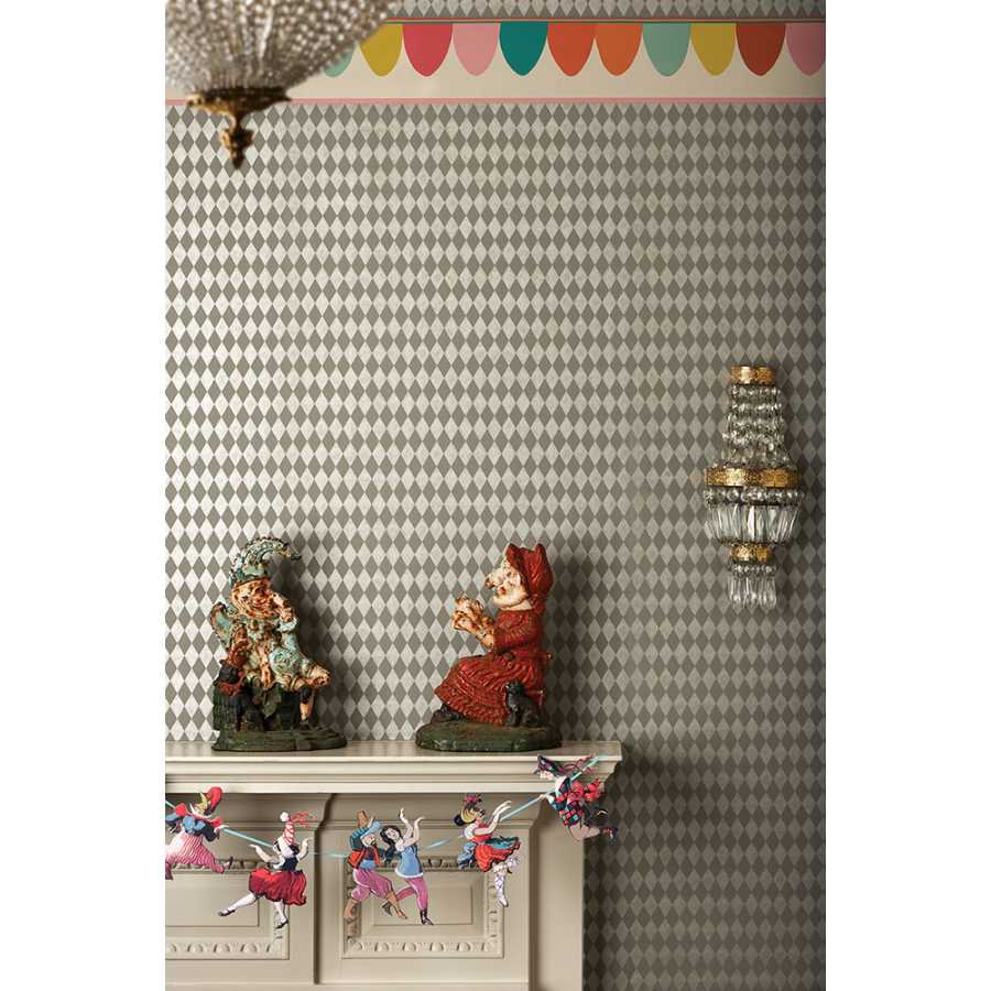 Cole & Son Whimsical Scaramouche 103/8029 Wallpaper Border