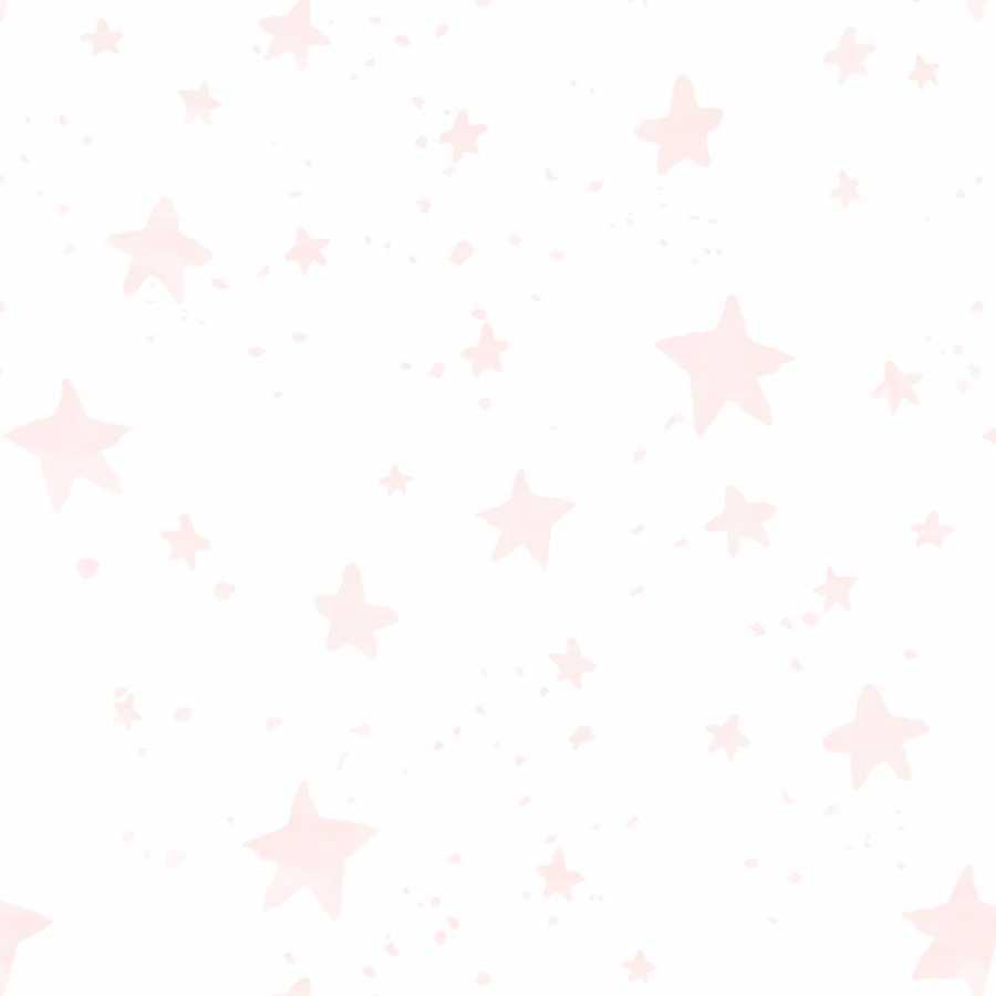 Coordonne Tales Via Lactea Pink Wallpaper