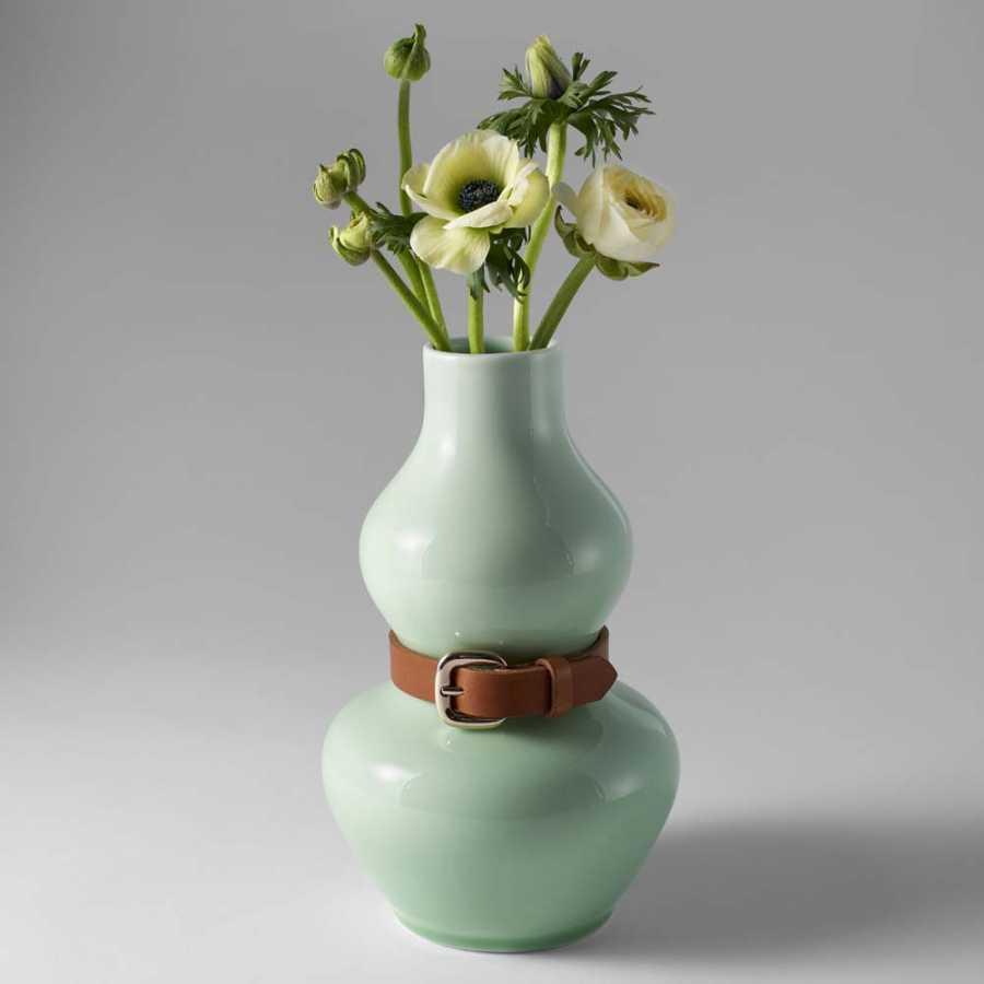 Design House Stockholm Alba Vases - Celadon