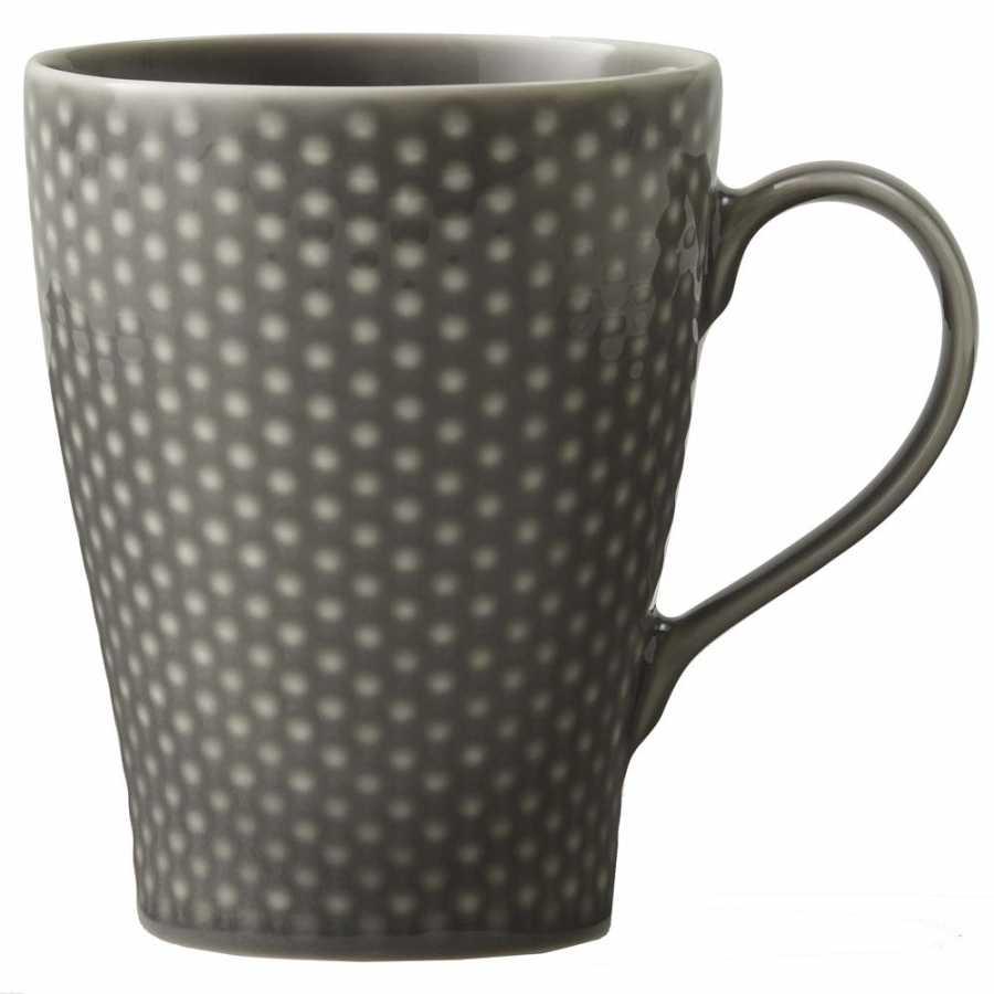 Design House Stockholm Blond Grey Mugs - Dot