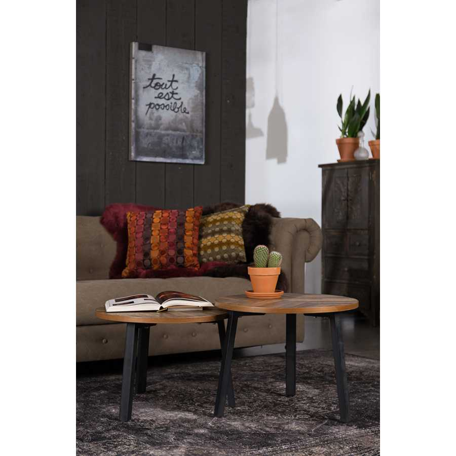 Dutchbone Mundu Coffee Tables - Set of 2