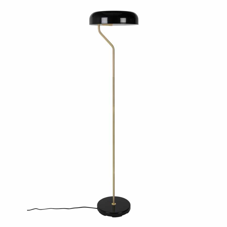 Dutchbone Eclipse Floor Lamp - Black