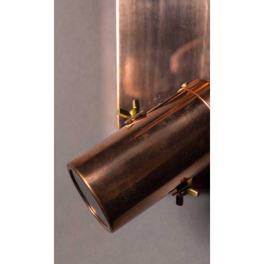 Dutchbone Scope-2 LED Spotlight - Copper