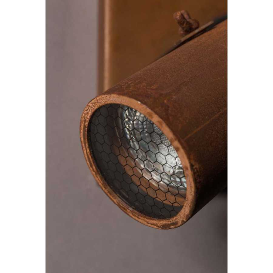 Dutchbone Scope-2 LED Spotlight - Rust