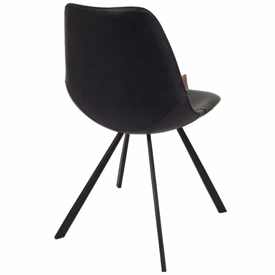 Dutchbone Franky Chairs - Black