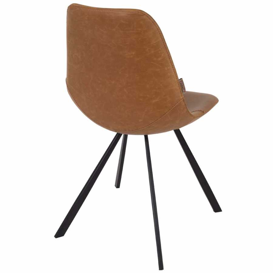 Dutchbone Franky Chairs - Brown