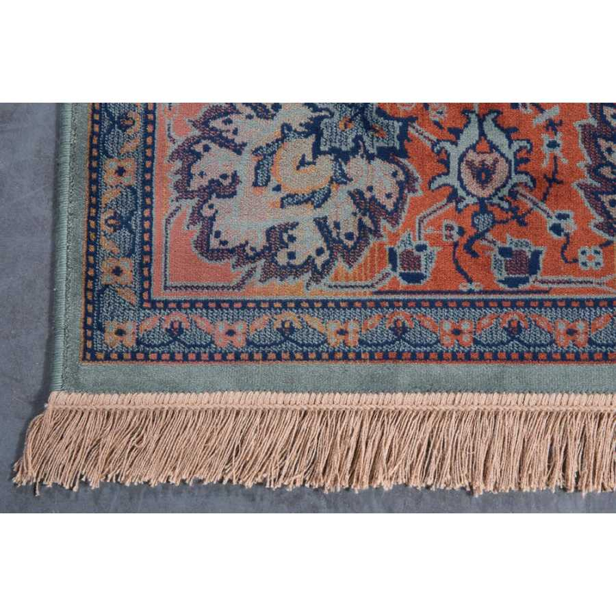 Dutchbone Bid Rug - Green