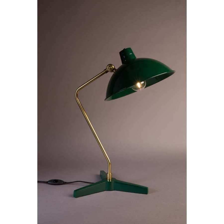 Dutchbone Devi Table Lamp - Green