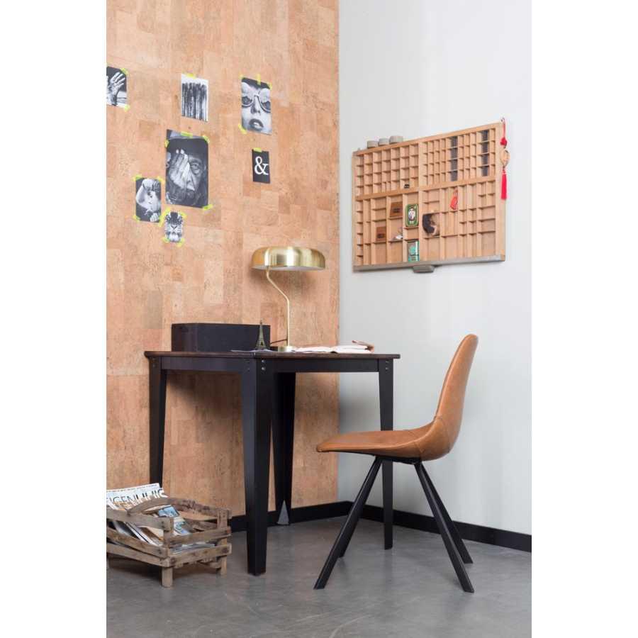 Dutchbone Eclipse Table Lamp - Brass