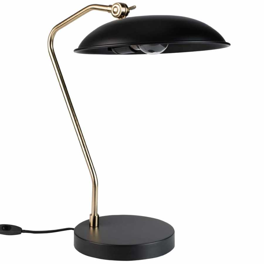 Dutchbone Liam Table Lamp - Black