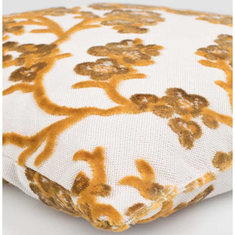 Zuiver April Cushion - Ochre