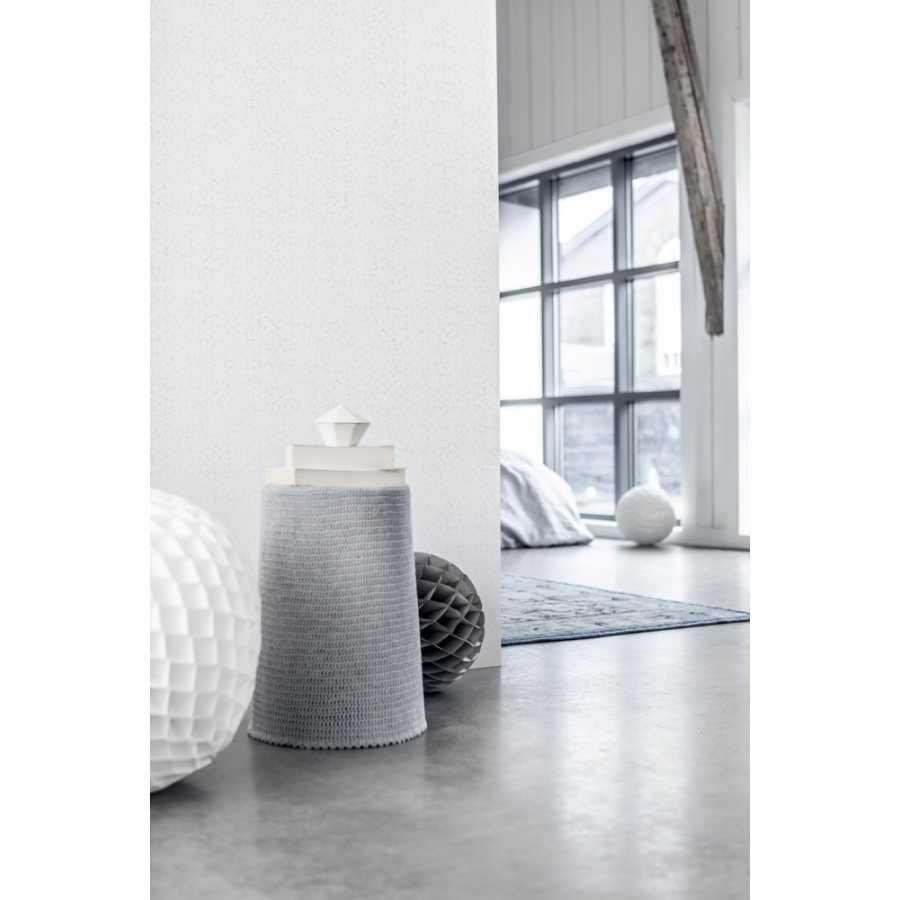 Eco Wallpaper White & Light Fragment 7173 Wallpaper