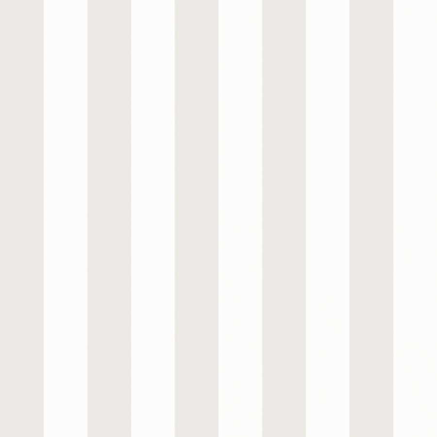Eco Wallpaper White & Light Stripe S 7170 Wallpaper