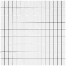 Ferm Living Grid Wallpaper - White & Black