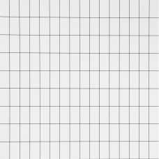 Ferm Living Grid Wallpaper - White/ Black