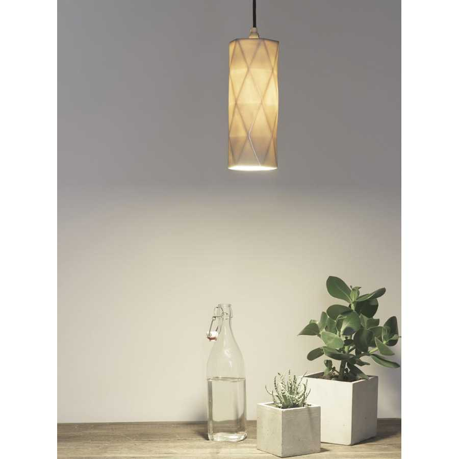 GANT Lights K2 Porcelain Pendant Light