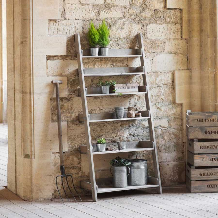 Garden Trading Aldsworth Shelf Ladder - Large