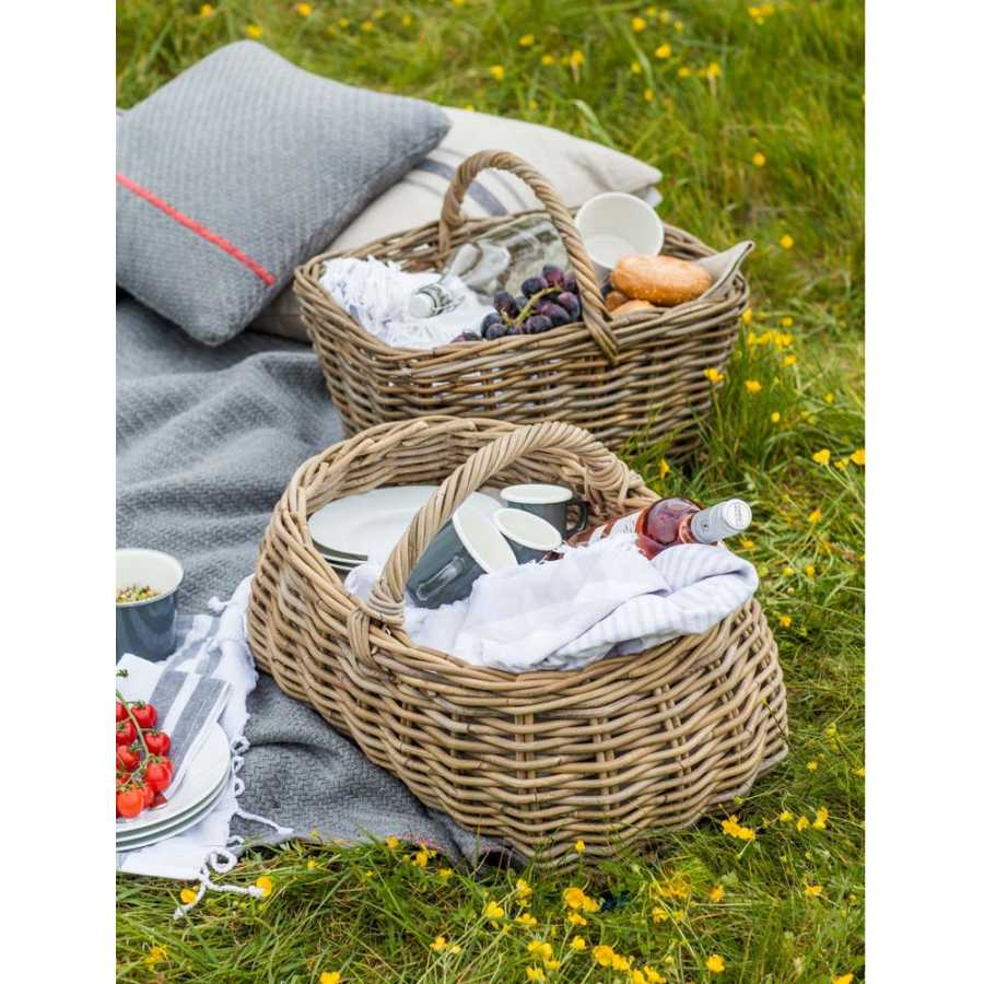 Garden Trading Bembridge Forage Basket