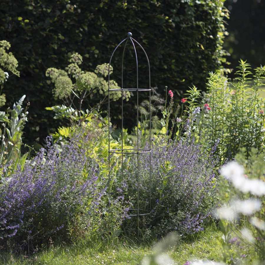 Garden Trading Barrington Obelisk Plant Supports - Set of 2 - Large