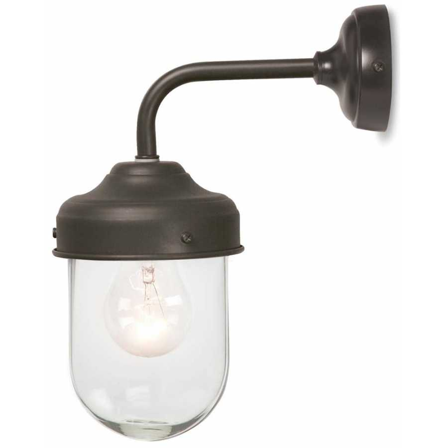 Garden Trading Barn Light - Coffee Bean
