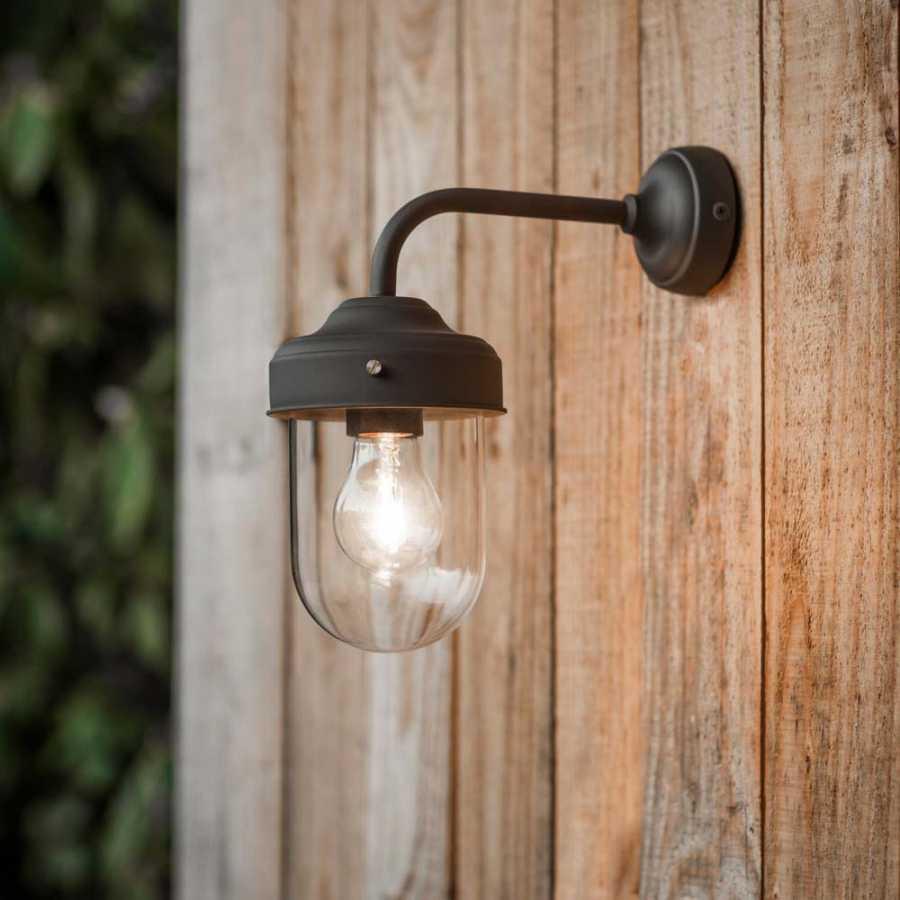 Garden Trading Barn Light - Coffee Bean
